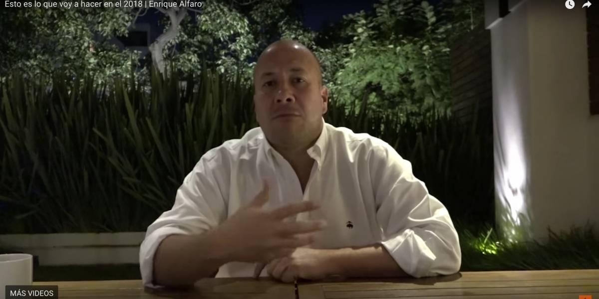 Alfaro va sólo por la gubernatura, sin el Frente Ciudadano