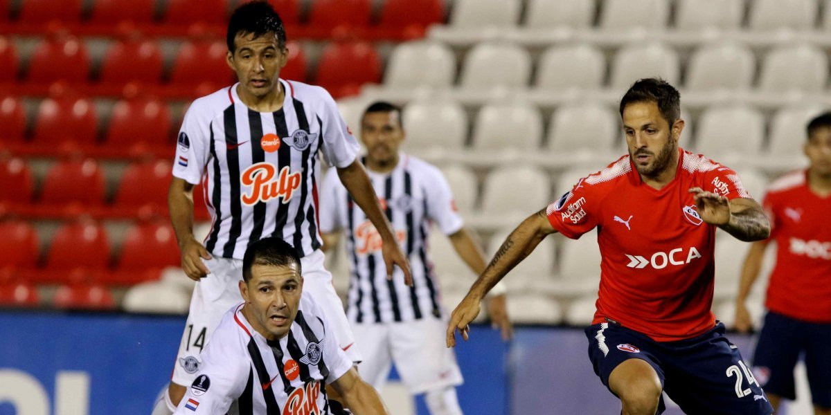 Independiente y Libertad definen al posible rival del Junior (si supera al Flamengo)