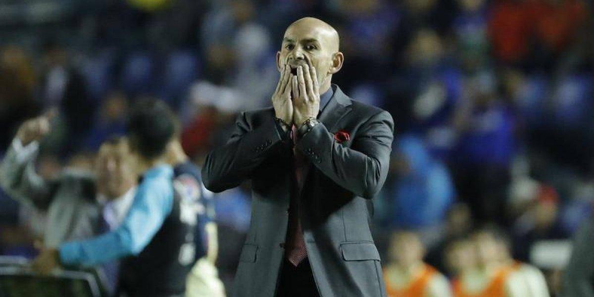 Los chilenos del Cruz Azul se quedaron sin DT: Paco Jémez dejó el cargo