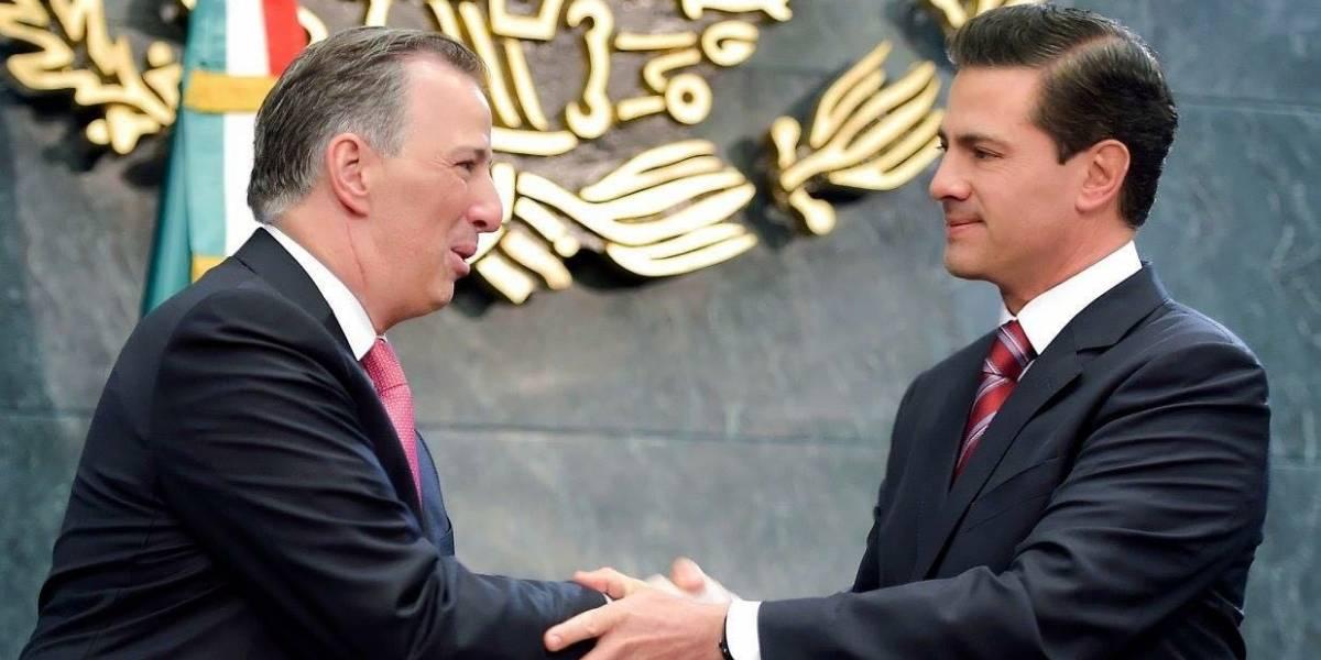 Peña Nieto confirma que Meade sale de su gabinete