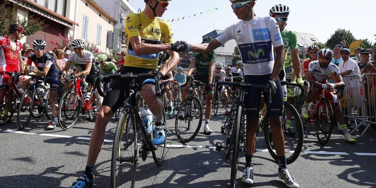 El plan de Chris Froome para hacer lo que Nairo Quintana no pudo hacer