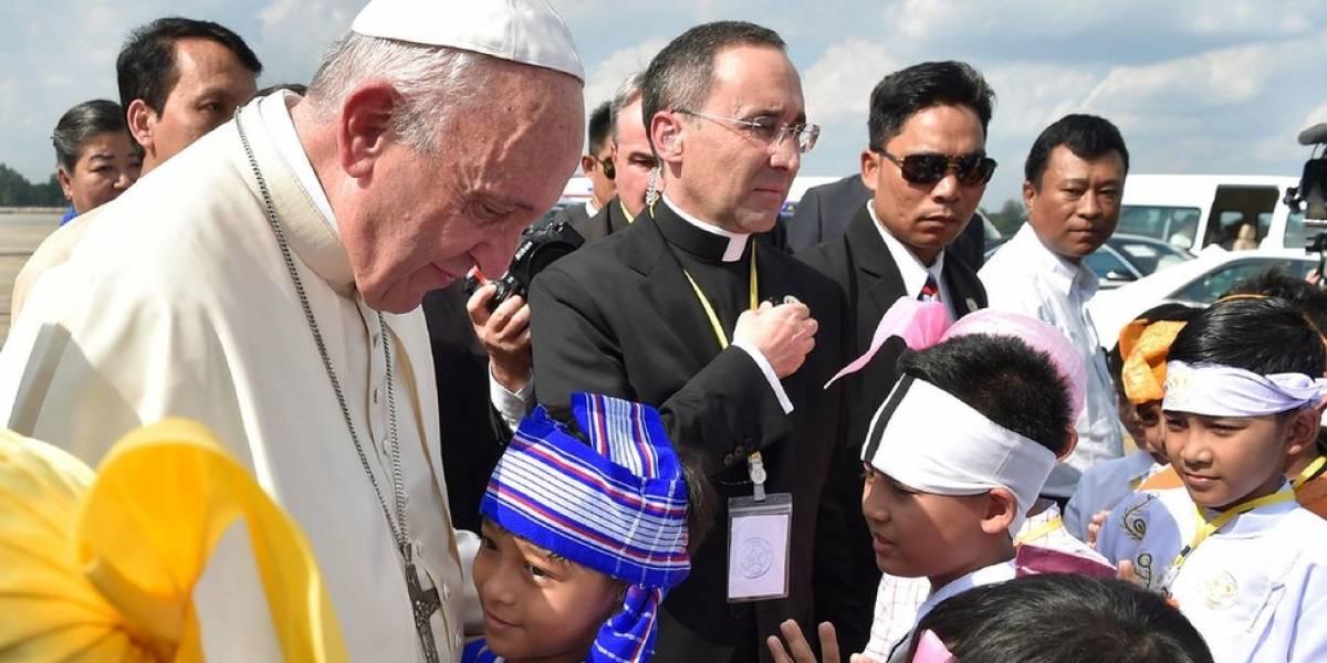 """¿Decir """"rohingya"""" o no?: el dilema del papa Francisco en su delicada visita a Birmania"""