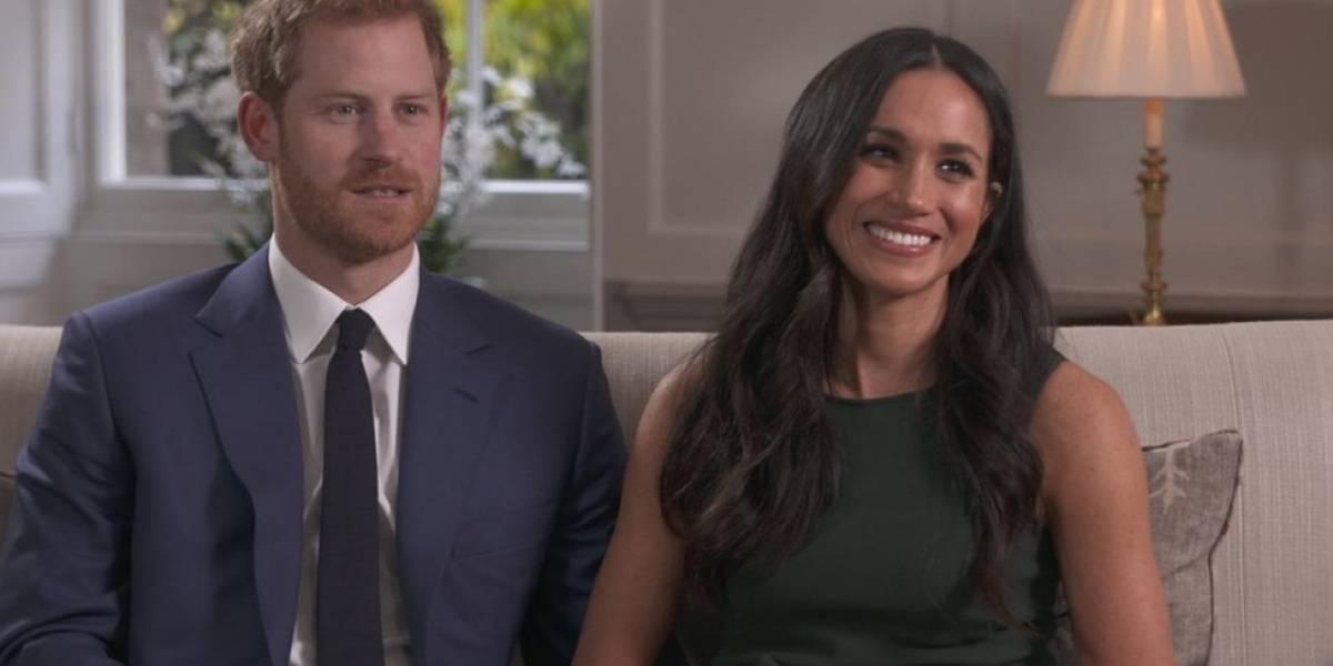 Arcebispo confirma que príncipe Harry e Meghan Markle se casarão na igreja