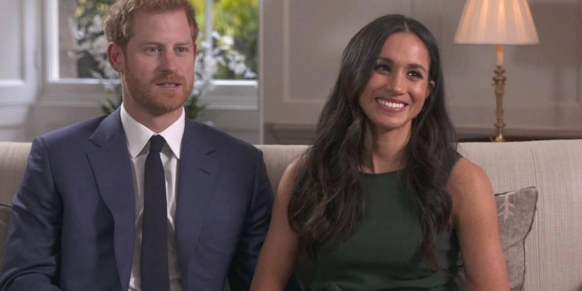 """""""Las estrellas se alinearon cuando conocí a Meghan"""": la primera entrevista del príncipe Harry y su novia tras anunciar su compromiso"""
