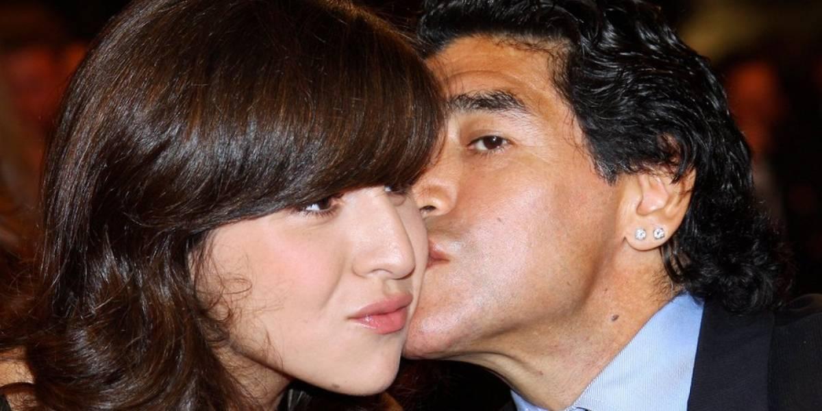 La inesperada razón por la que Maradona está dispuesto a que su hija Giannina reciba prisión preventiva