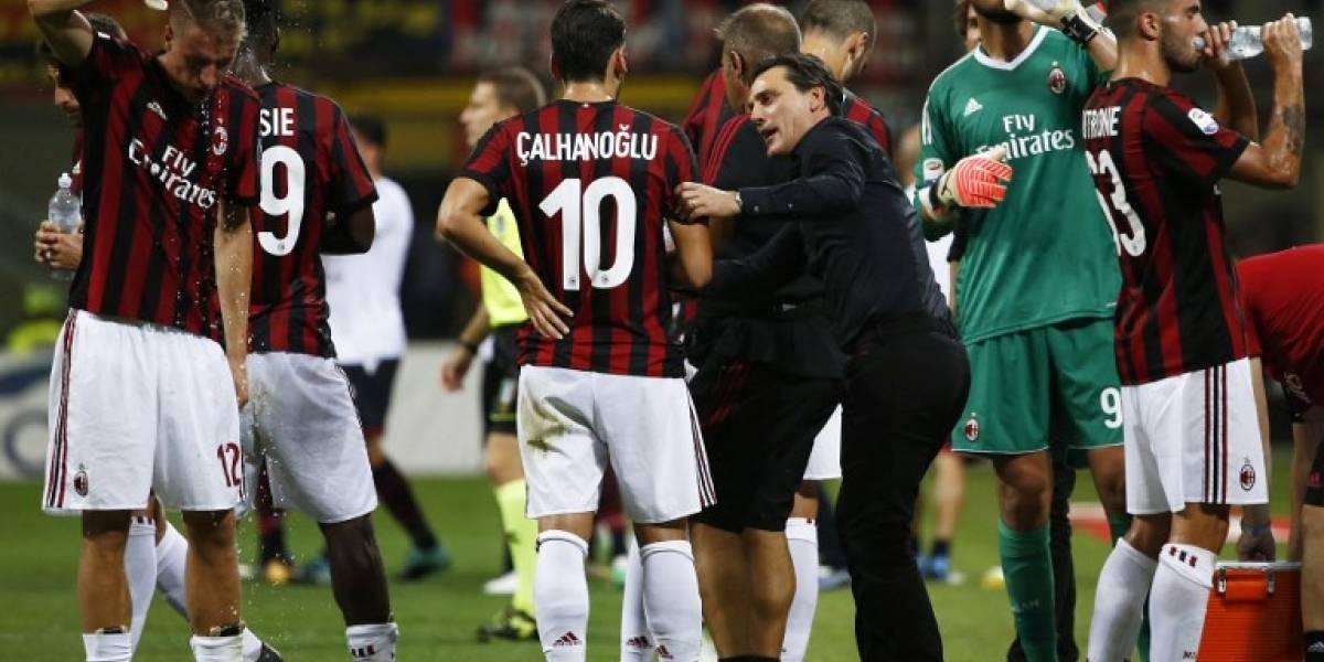 El AC Milan pierde la paciencia y despide a su entrenador