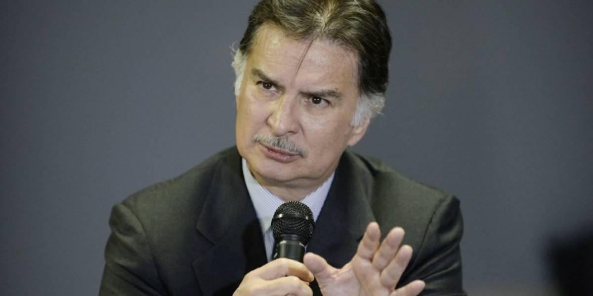 """Portillo compara gobierno de Morales con los """"tiempos de Hitler"""""""
