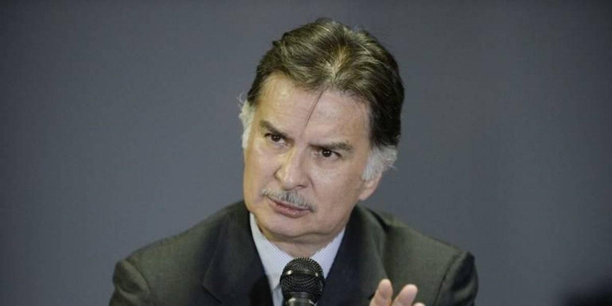 TSE rechaza inscripción de candidatura de Alfonso Portillo