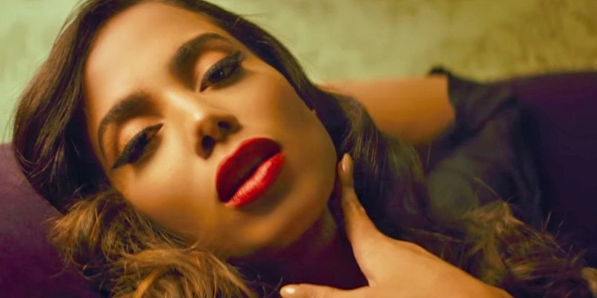 'Downtown', de Anitta, supera Maluma em ranking da 'Billboard'