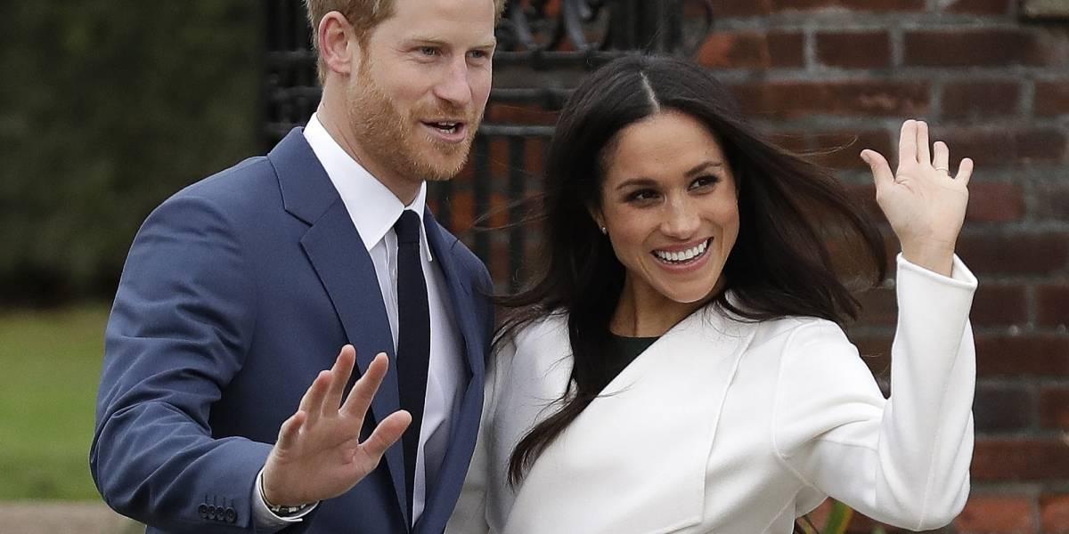 Anuncia matrimonio el segundo hijo de la princesa Diana