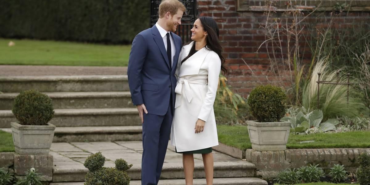 Anuncian fecha y lugar de boda real