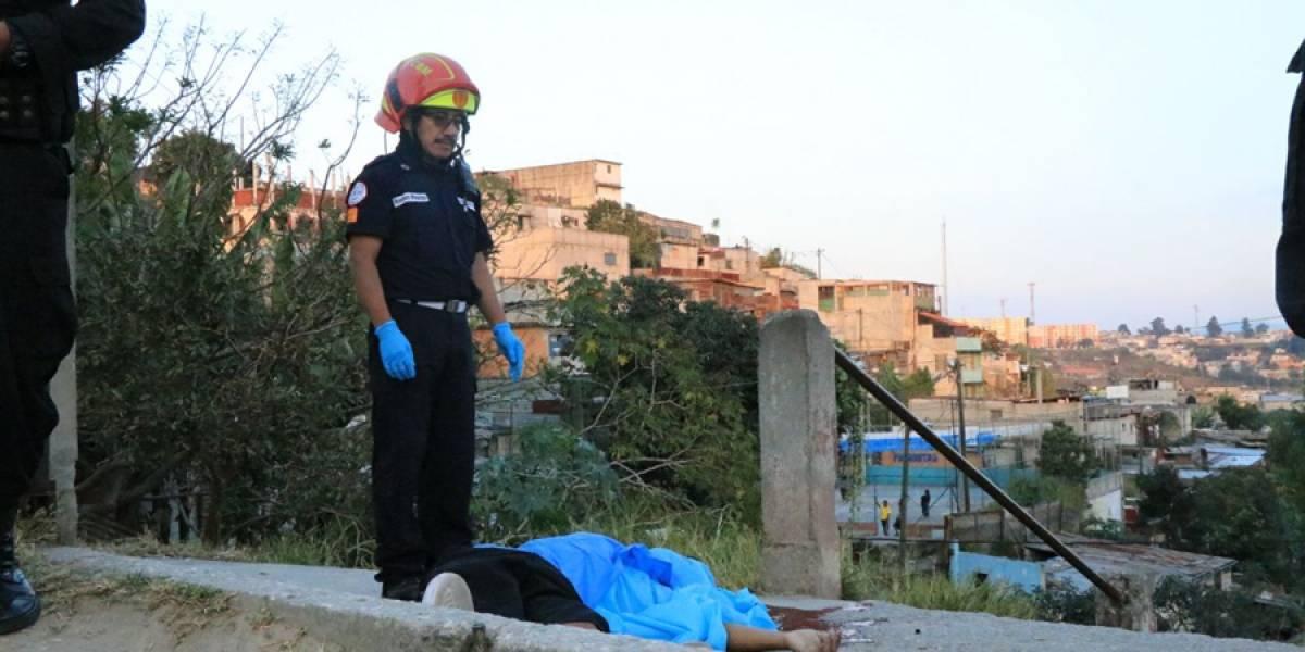 Asesinan a menores de edad, en Villa Nueva y zona 18
