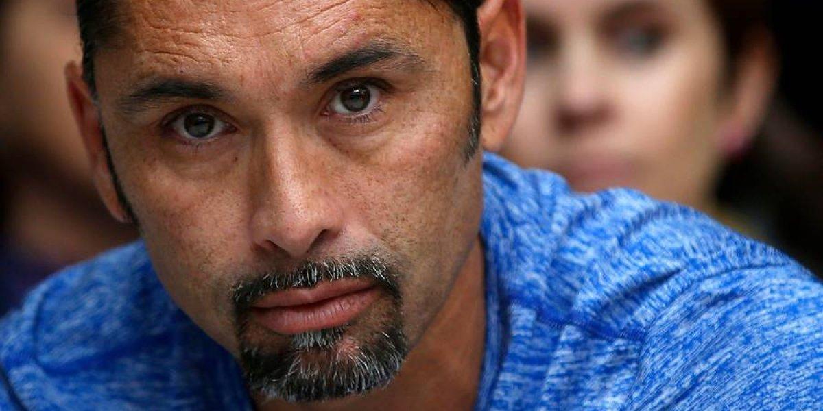 """Durísimo juicio del Chino Ríos: """"Me cargaba jugar en Inglaterra, lo pasé pésimo en Wimbledon"""""""