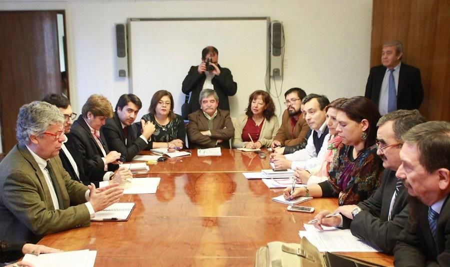 Acuerdo Gobierno - Sector Público