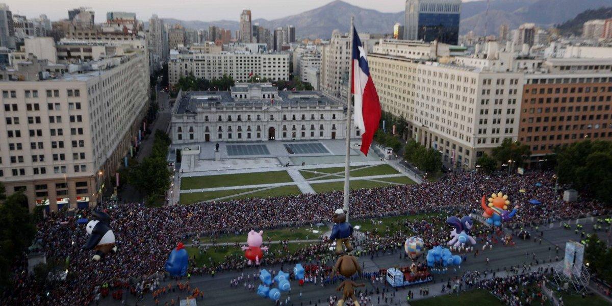 """Cultura masiva con """"tono verde"""": Lollapalooza y Paris Parade se """"visten"""" de """"Capitán Planeta"""""""