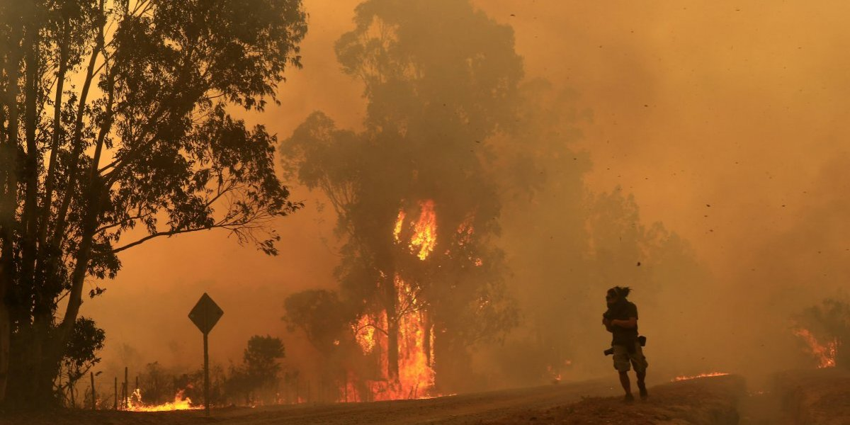 Mujer pirómana que provocó incendios forestales el pasado verano fue declarada culpable