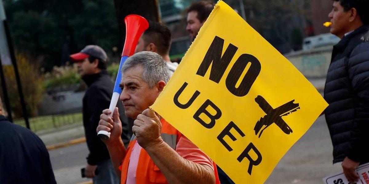 """Juzgado de Israel suspende funcionamiento de Uber """"por no tener los permisos adecuados"""""""