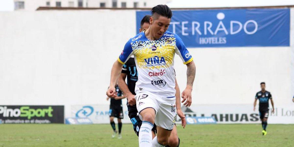 Premios El Gráfico 2017: Cristián Suárez, la vitamina defensiva del Everton de Pablo Sánchez