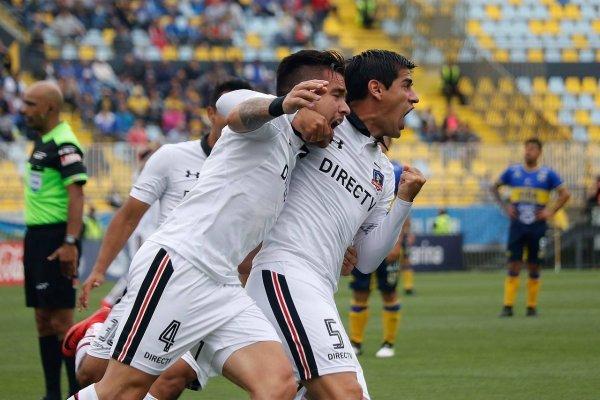 Colo Colo quiere celebrar en la penúltima fecha / imagen: Agencia UNO