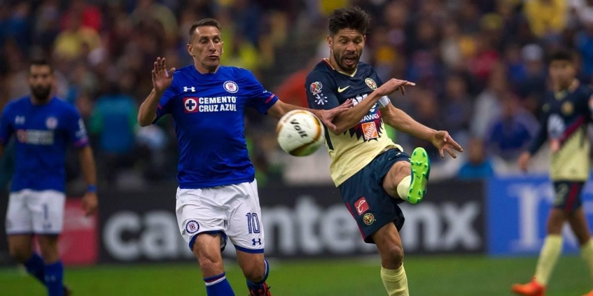 América obtiene sufrido pase a semifinales y elimina a Cruz Azul