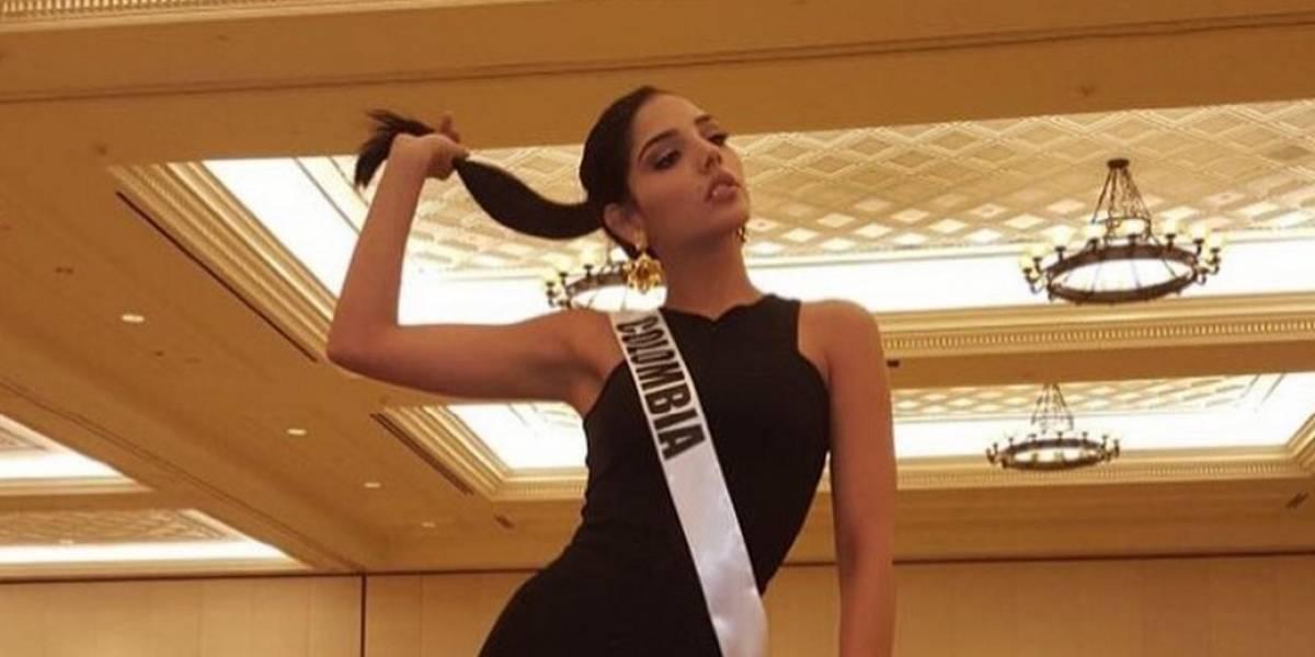 ¡Qué cambio! Así lucía la Miss Colombia antes de ser reina de belleza