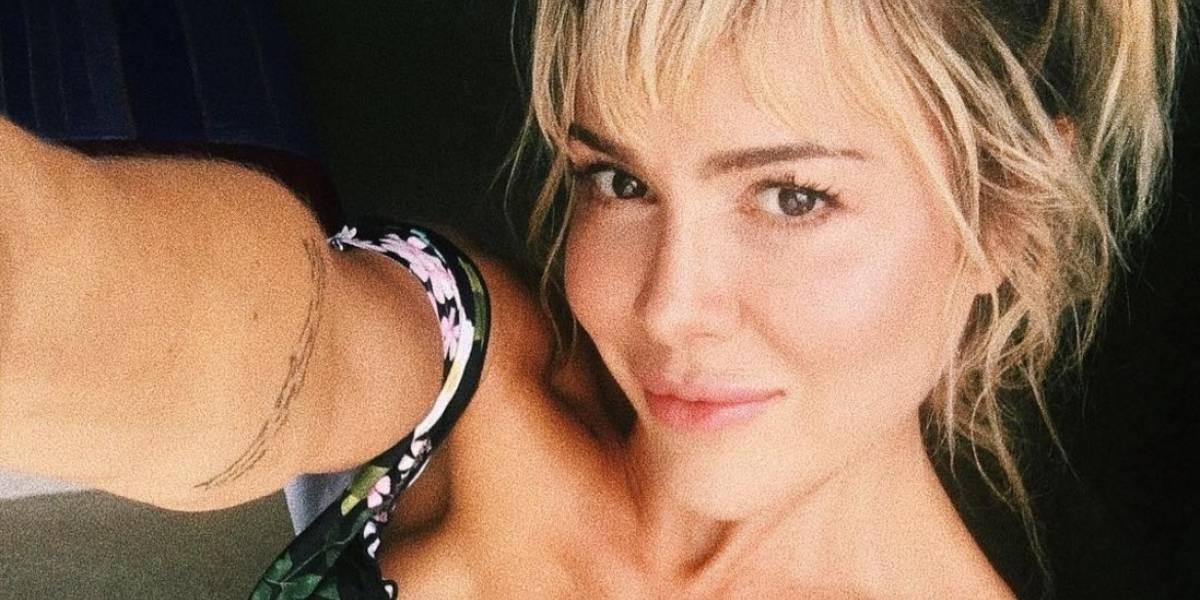 La foto por la que critican a Natalia París en redes sociales