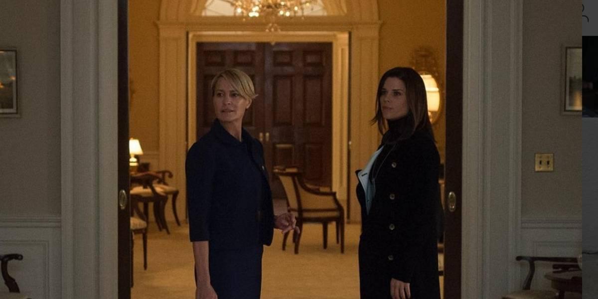 House of Cards reanudará la producción de la sexta temporada en diciembre