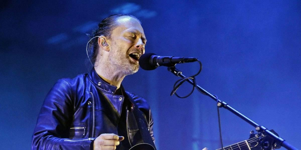 ¡Radiohead visitaría Colombia en 2018!