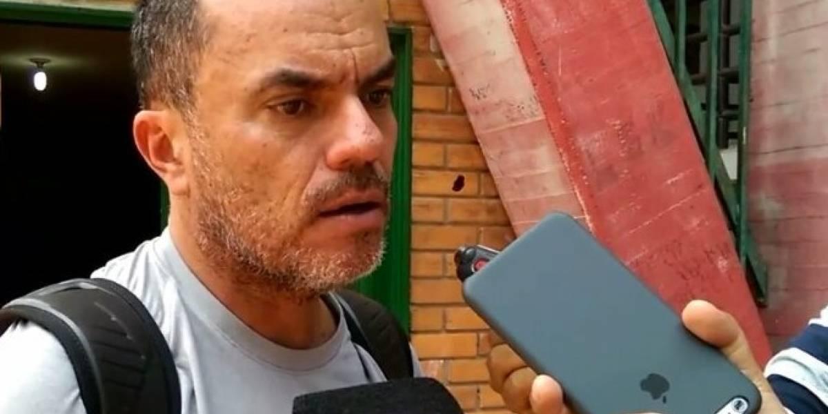 Jaime de la Pava deja la dirección técnica del Bucaramanga