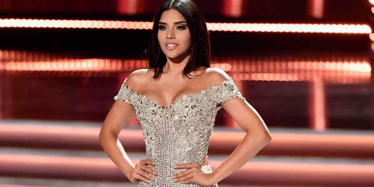 ¡Qué oso el de Miss Colombia en los India Catalina!