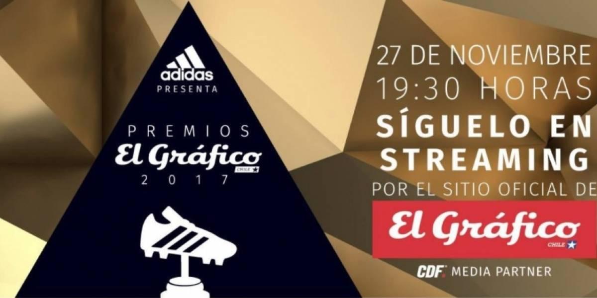 Así vivimos los Premios El Gráfico 2017
