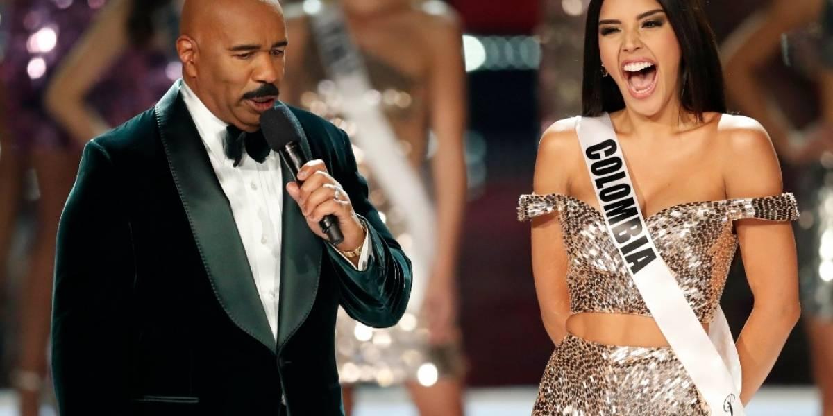 Señorita Colombia Laura González confirma si tiene o no relación sentimental con otra reina