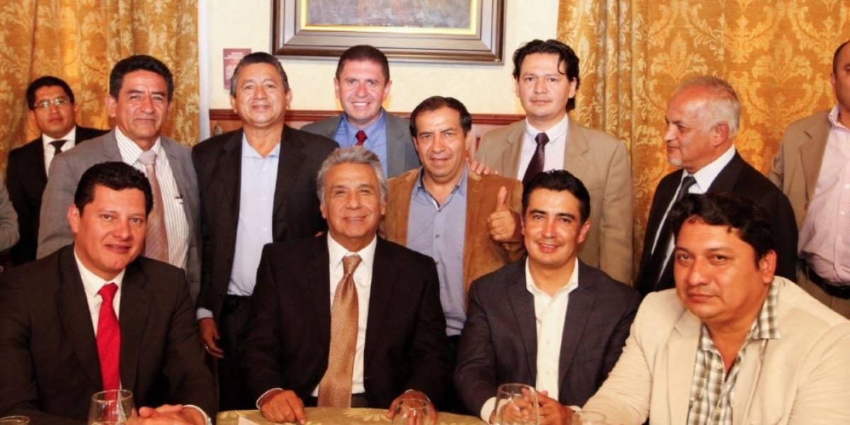 Lenín Moreno envió mensaje a los alcaldes que respaldan consulta popular