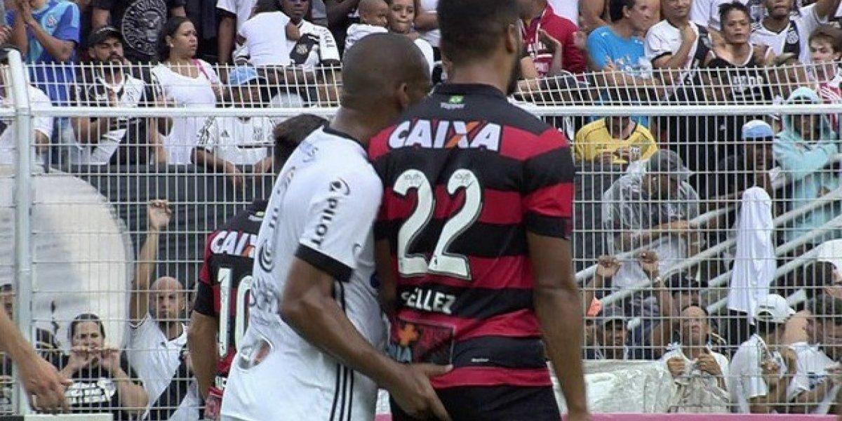 Gonzalo Jara y su dedo hicieron escuela en Brasil provocando una batalla campal
