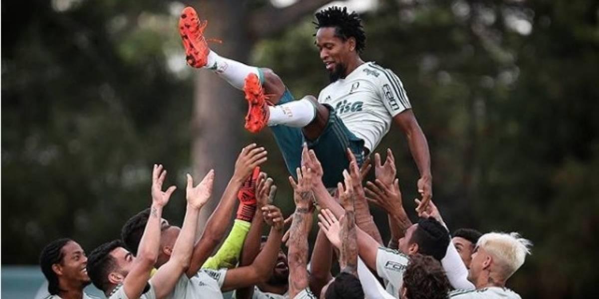 No adeus ao Palmeiras, Zé Roberto diz que quer ser dirigente de futebol