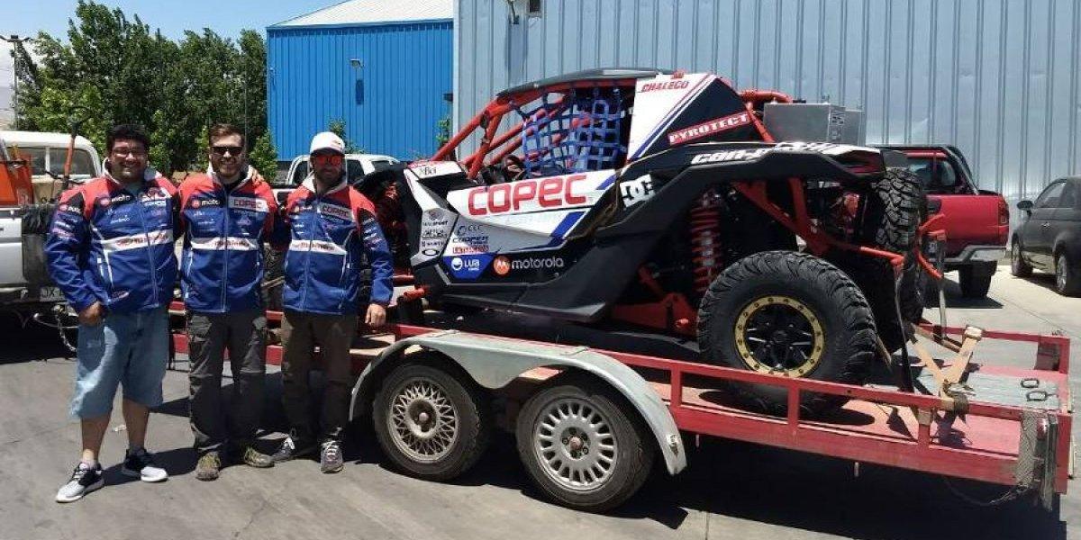 """Chaleco"" López vuelve al Dakar en 2019"