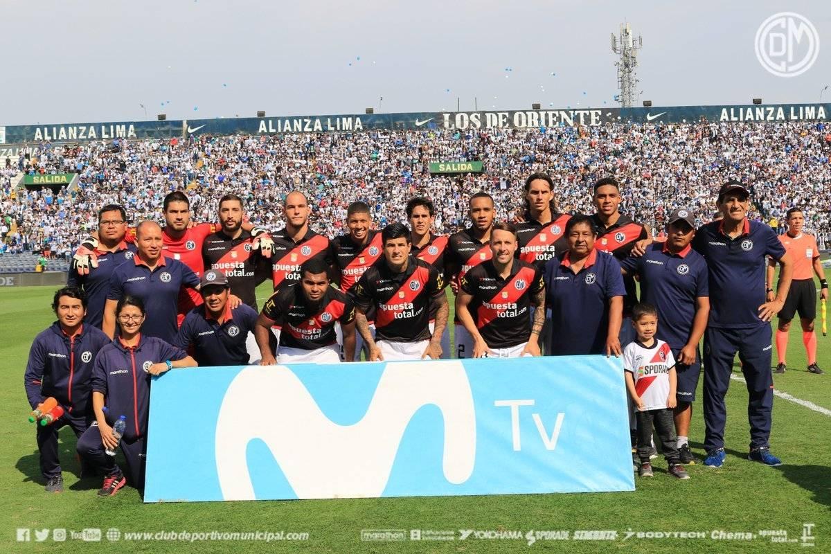 Deportivo Municipal de Perú