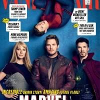 Vanity Fair - marvel