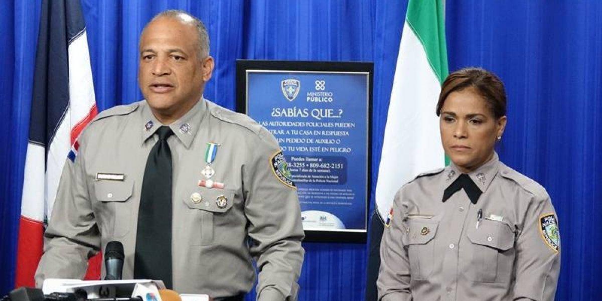 Policía Nacional pide a mujeres denunciar hombres agresores