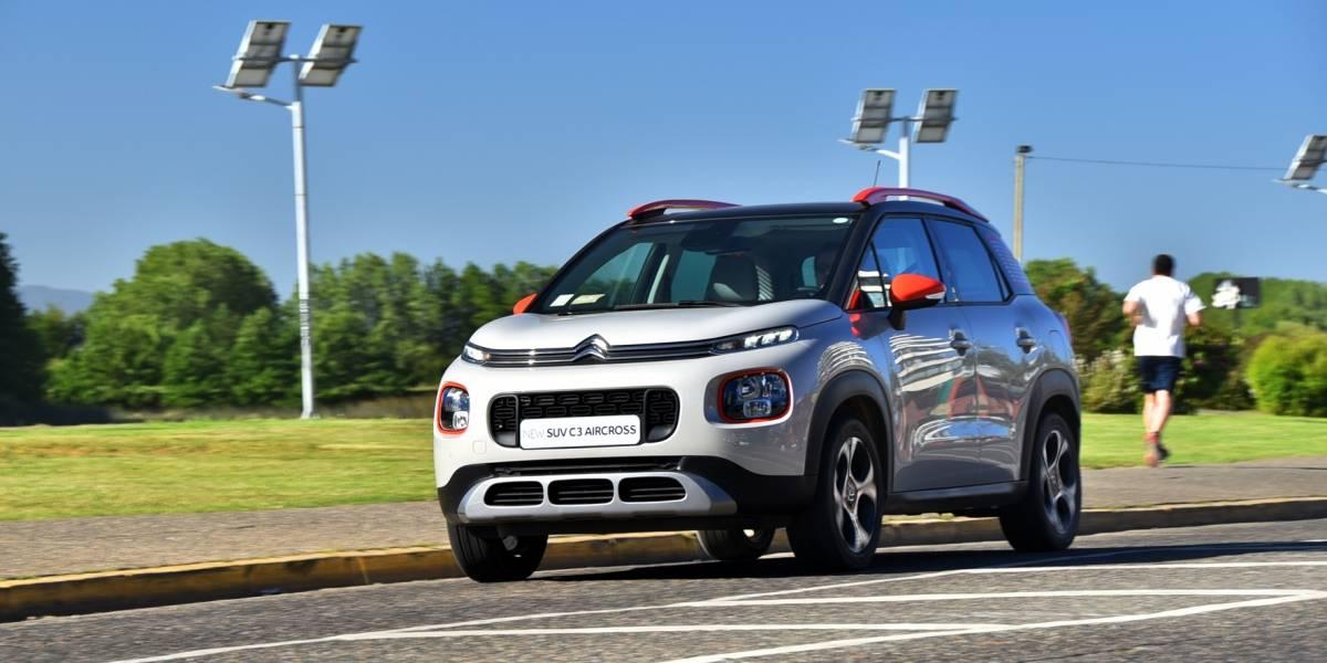 Citroën sigue su ofensiva presentando su llamativo primer SUV, el C3 Aircross