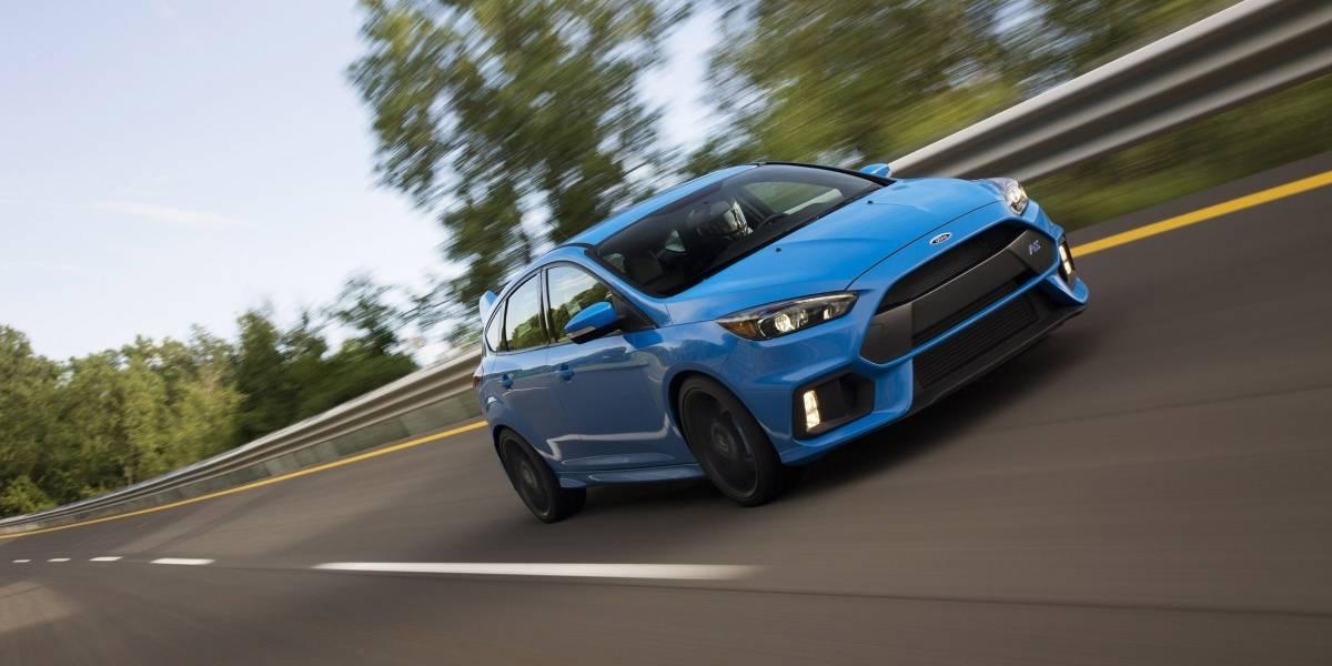 Llega el juguete que todos quieren para Navidad: el Ford Focus RS está en Chile