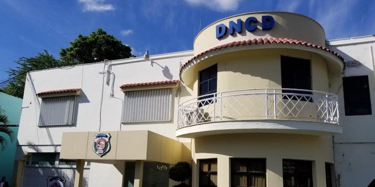 DNCD pone a disposición del MP miembros de ese organismo en SJM