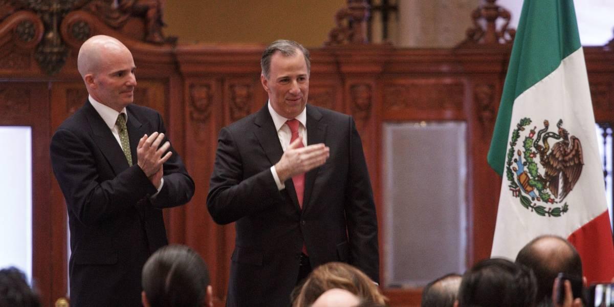 Destape de Meade recibe el apoyo priista y críticas de opositores