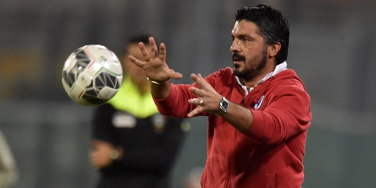 Milan demite técnico e contrata Gattuso