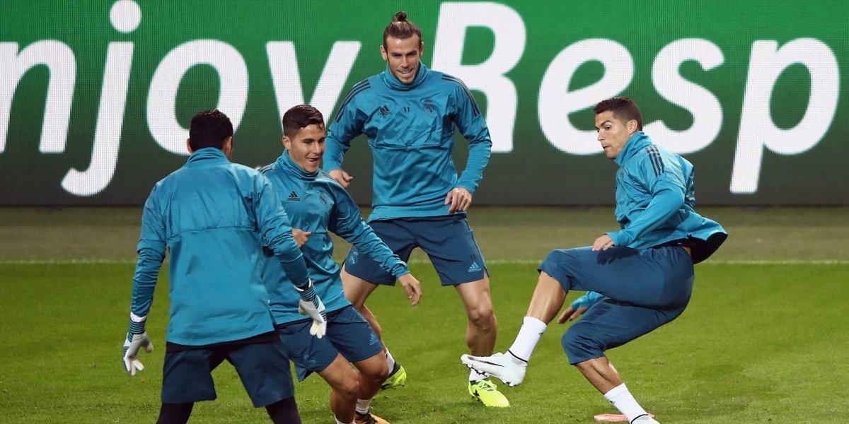 Para la Copa del Rey regresarán importantes elementos del Real Madrid
