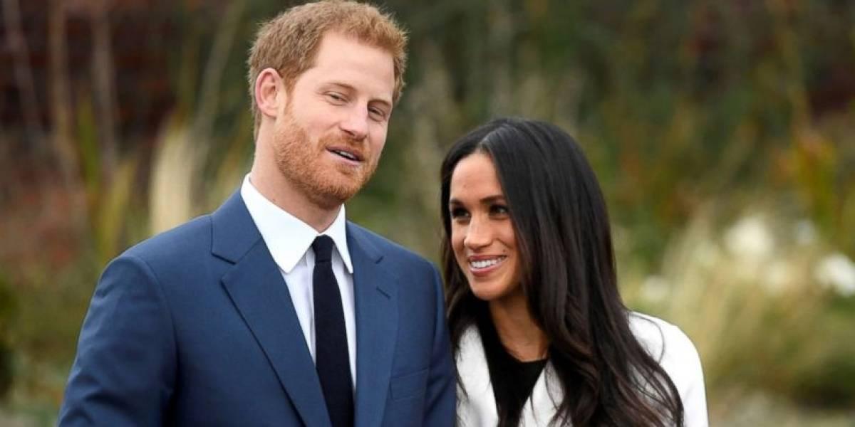 Enrique de Inglaterra y Meghan Markle se casarán en la primavera 2018