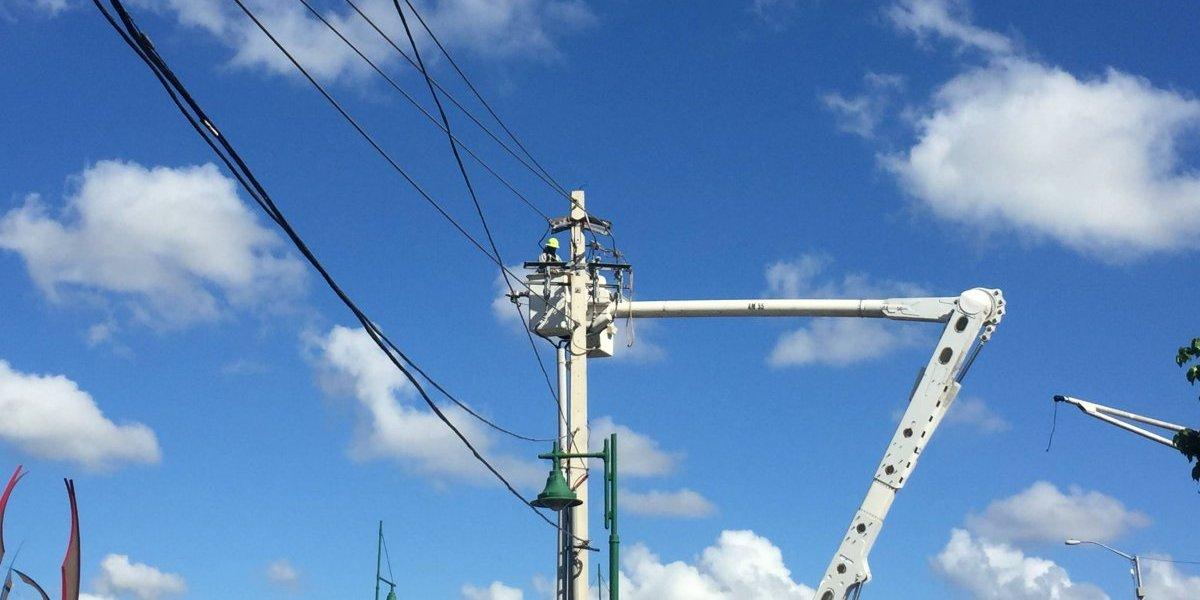 Inician trabajos para energizar estas zonas de Guaynabo