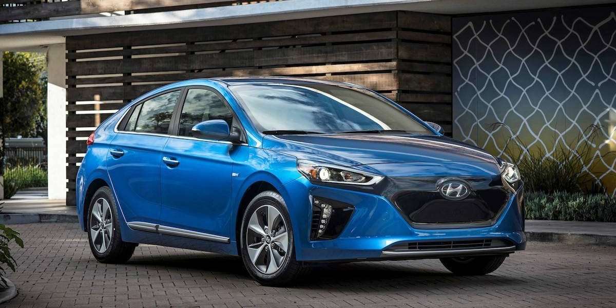 Hyundai Ioniq, el auto del año elegido por las periodistas del mundo