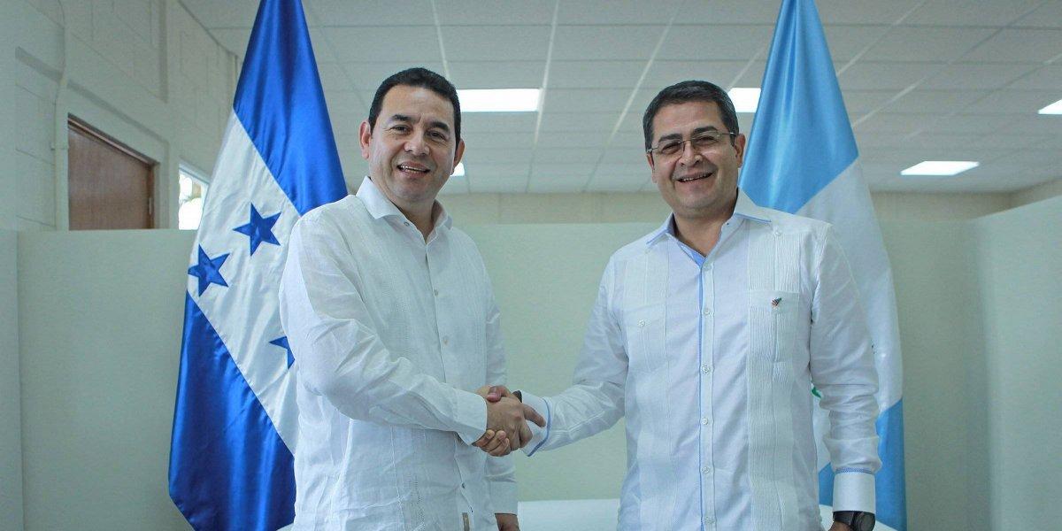 ¿Morales reconoce reelección del presidente hondureño antes de confirmarse resultados?