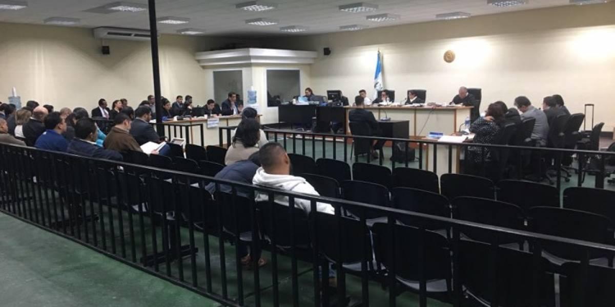 Caso Botín: Defensa se opone a que perito propuesto por CICIG sea escuchado